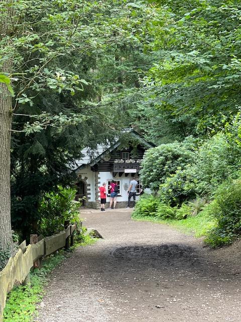 Kostengünstige Ausflüge rund um Köln mit Kindern : Märchenwald Altenberg