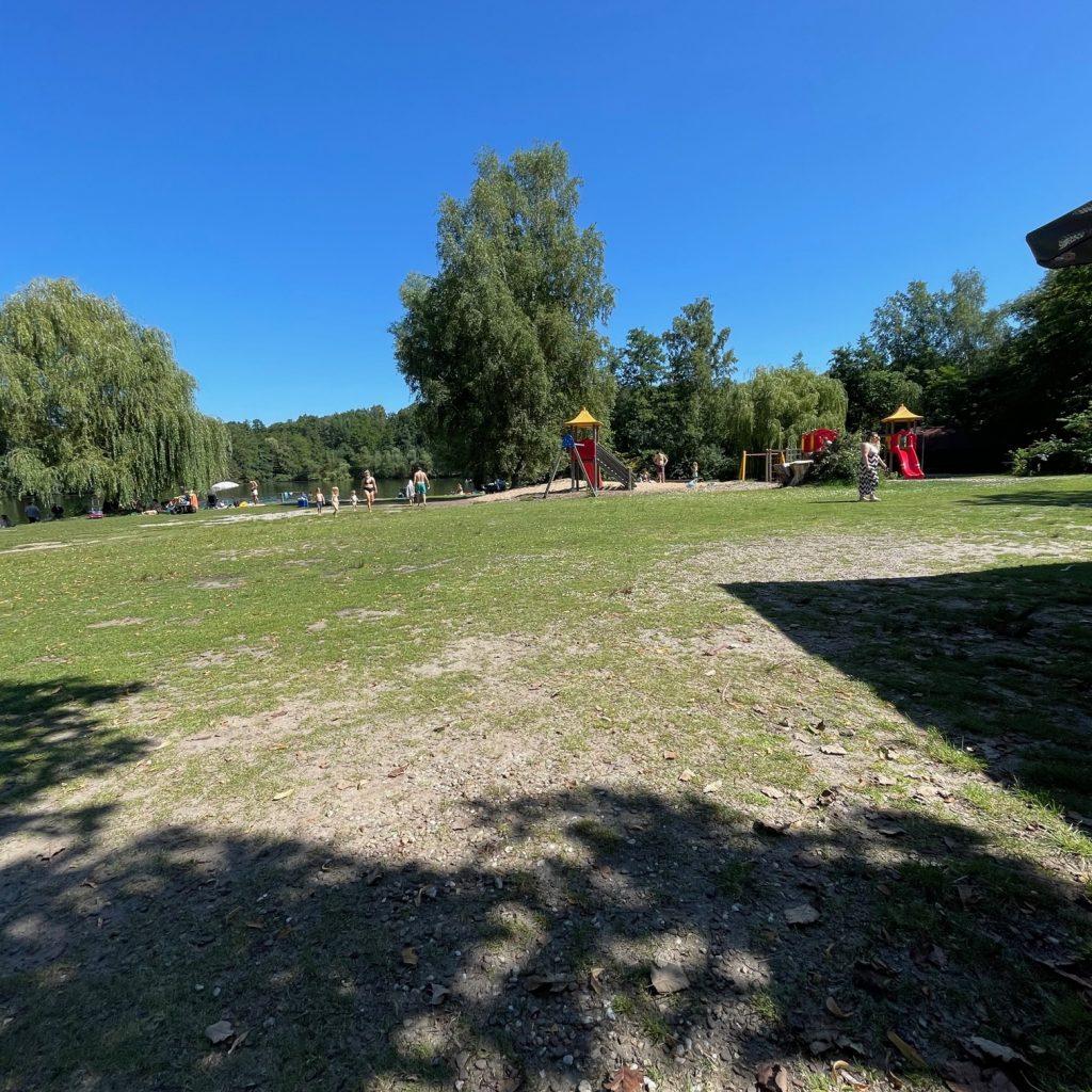 Ausflüge rund um Köln: Das Strandbad am Heider Bergsee